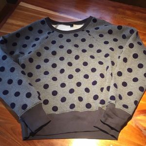 J crew sweatshirt